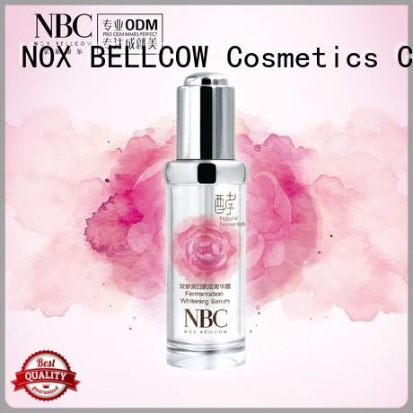 NOX BELLCOW nature facial skin care products supplier for travel