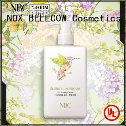 NOX BELLCOW nature custom skin care series for beauty salon
