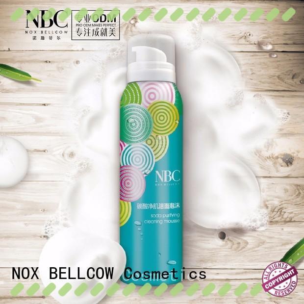 NOX BELLCOW moisture facial treatment products plus for beauty salon