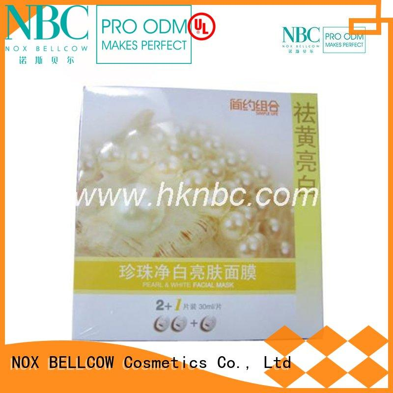 lotus best face mask for dry skin wholesale for travel NOX BELLCOW