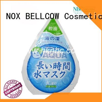NOX BELLCOW ™ facial face mask products series for women