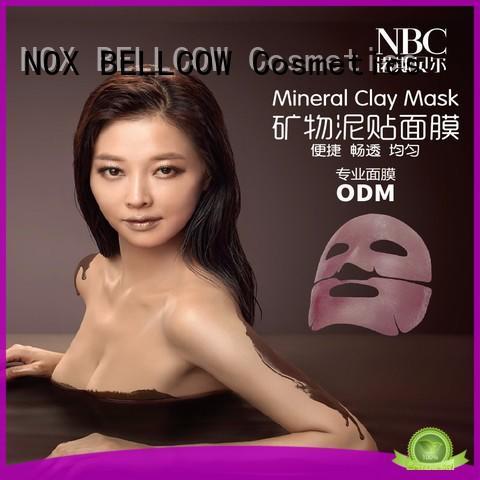 NOX BELLCOW nourishing facial essence mask series for man