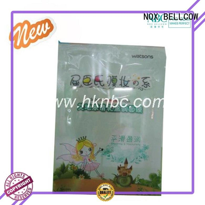 skin face mask plant for man NOX BELLCOW