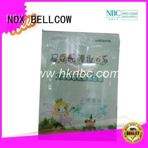NOX BELLCOW on facial mask for women supplier for man