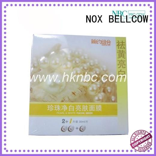 NOX BELLCOW moisturizing facial mask oem factory for man