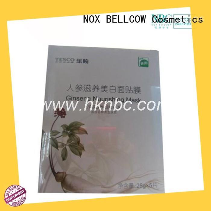 NOX BELLCOW ultra facial mask oem manufacturer for beauty salon