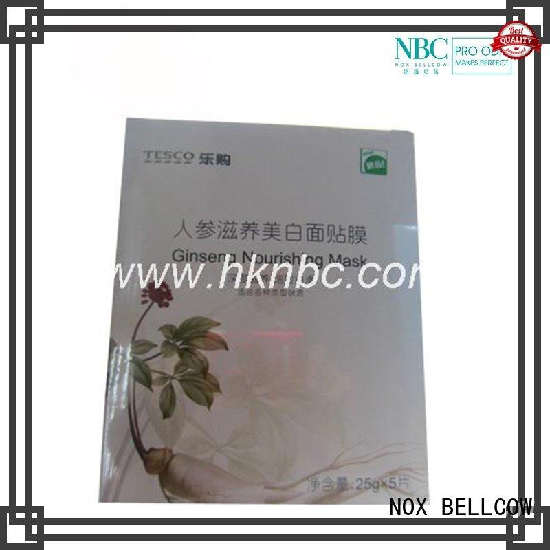 NOX BELLCOW light korean face mask series for women