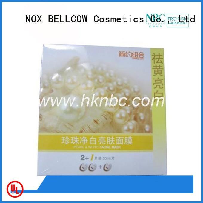 NOX BELLCOW multifunctional moisturizing face mask supplier for man