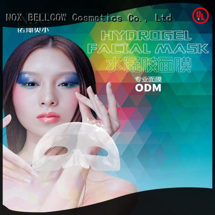 NOX BELLCOW minimizing facial mask skin care products factory for travel