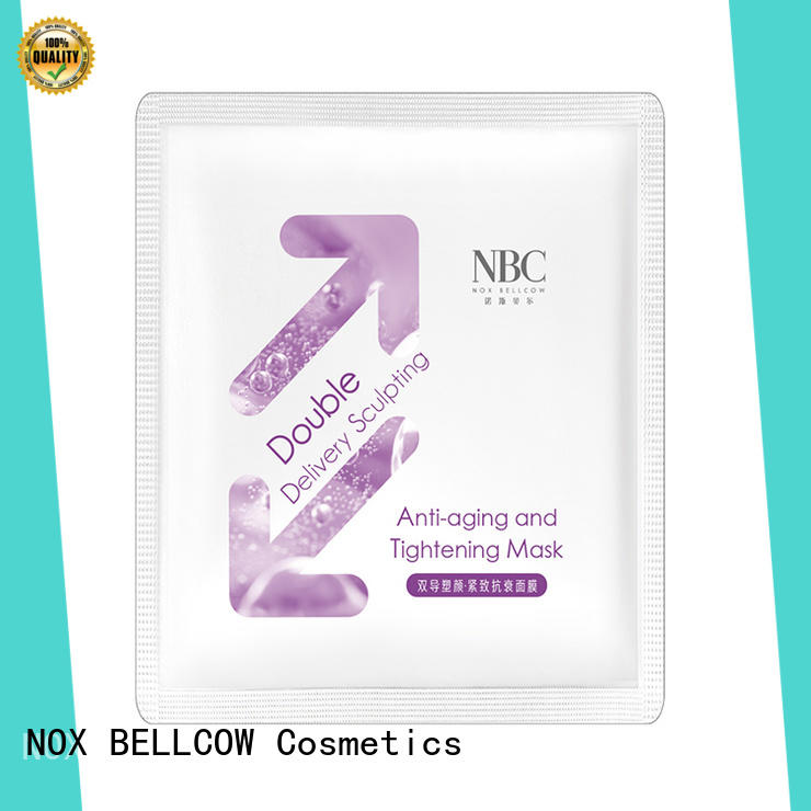 NOX BELLCOW minimizing facial treatment mask manufacturer for travel