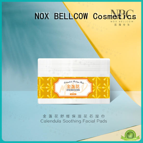 Custom Make up remover wipes for business for ladies