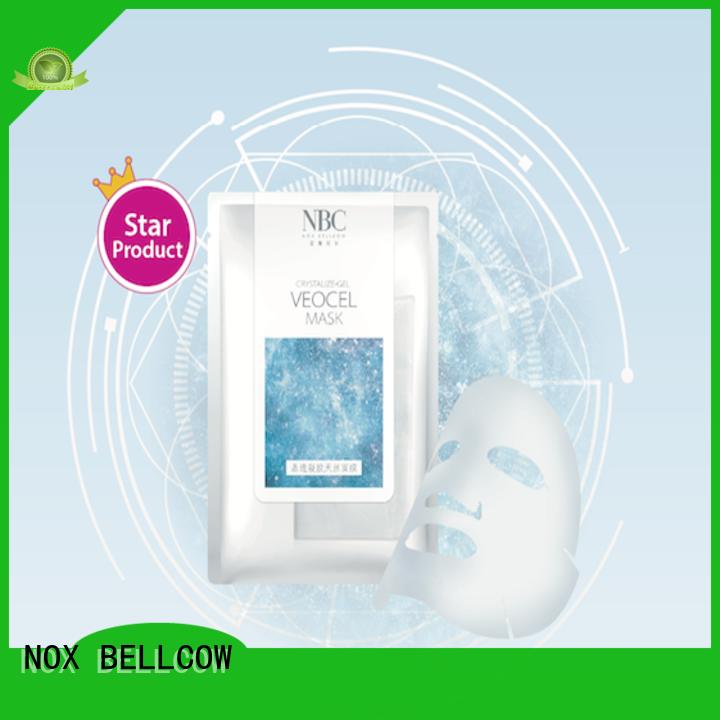 NOX BELLCOW antiaging facial face mask factory for beauty salon