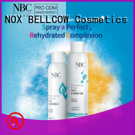 NOX BELLCOW online skin products series for skincare