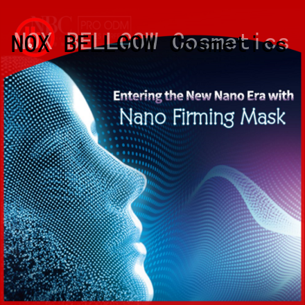 NOX BELLCOW oil control facial face mask products manufacturer for home
