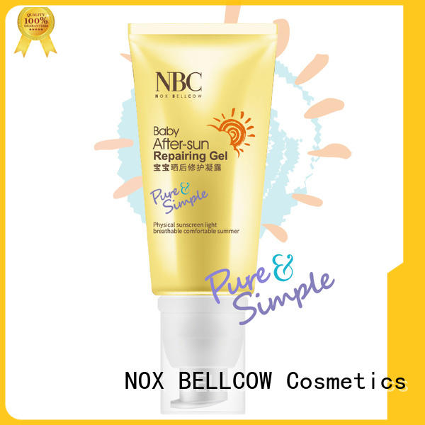 NOX BELLCOW wash natural baby products company
