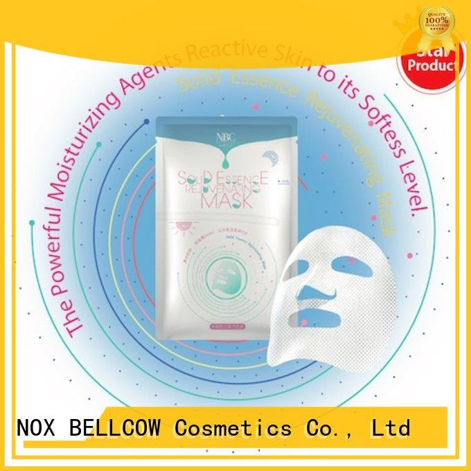 NOX BELLCOW sos facial mask skin care products wholesale for travel