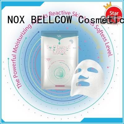 NOX BELLCOW ultra facial essence mask factory for women