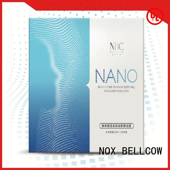 NOX BELLCOW relief facial masque factory for man
