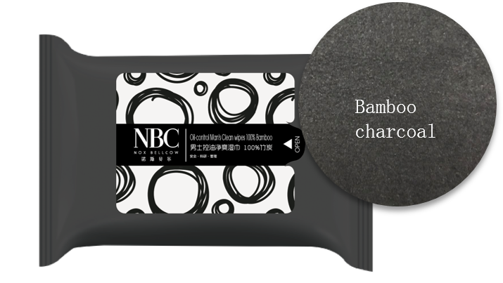 NOX BELLCOW invigorating oil cleansing wipes manufacturer for face