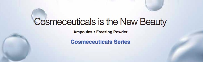 NOX BELLCOW-Find Cosmeceutical Skin Care Cosmeceutical Series | Manufacture