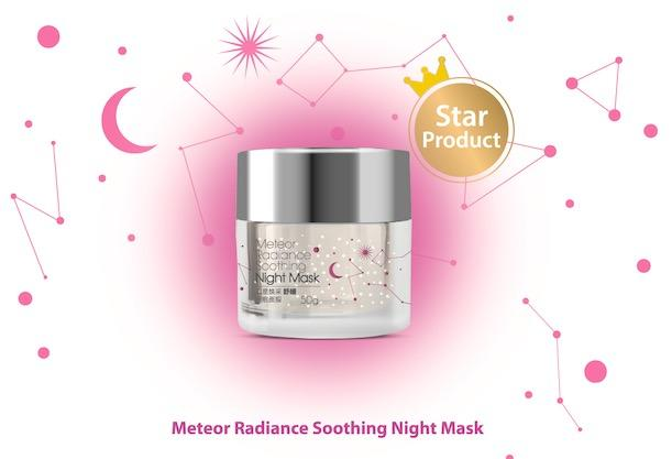 Meteor Radiance Night Mask