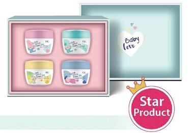 Baby Moisturizing Series