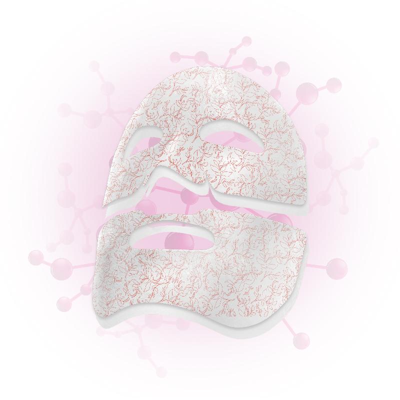 NOX BELLCOW dissolvable beauty mask manufacturer for beauty salon-Facial Mask Manufacturer- Customiz