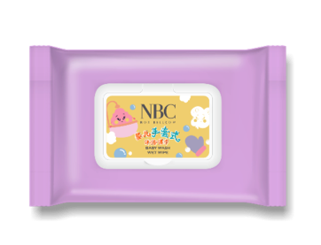 Baby Bath Towel Gloves-NOX BELLCOW