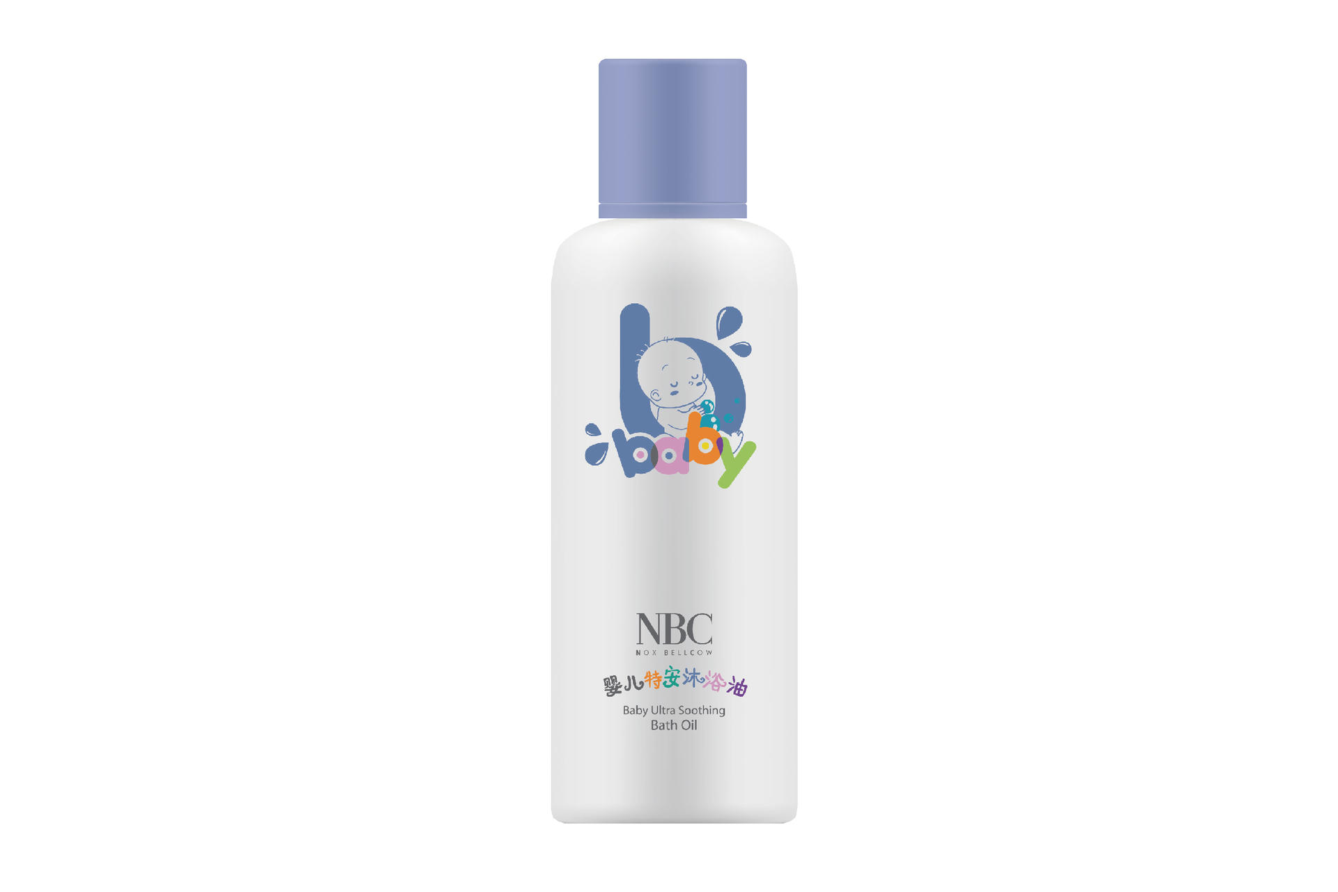 Baby Ultra Soothing Bath Oil