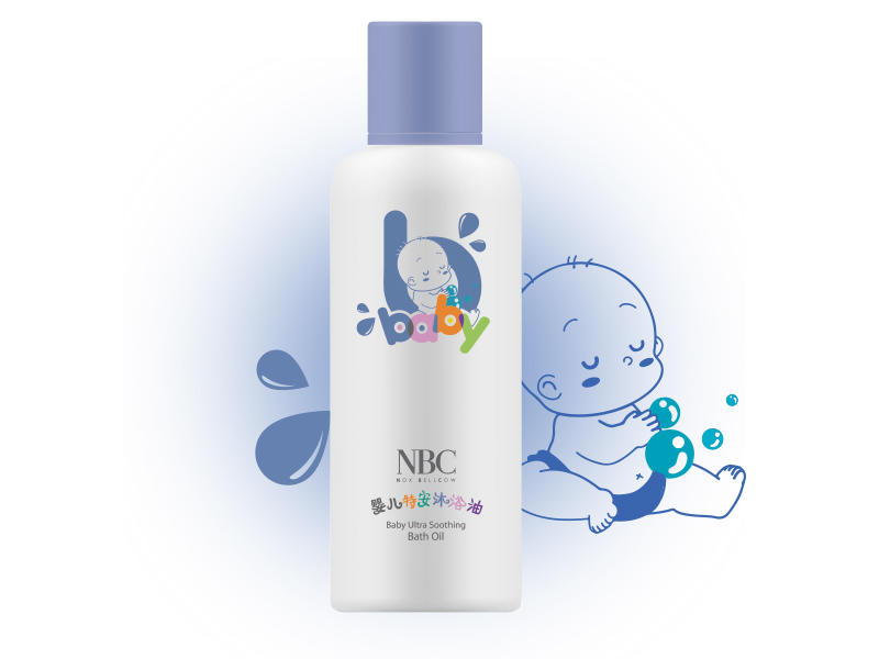Baby Extra Comfort Bath Oil