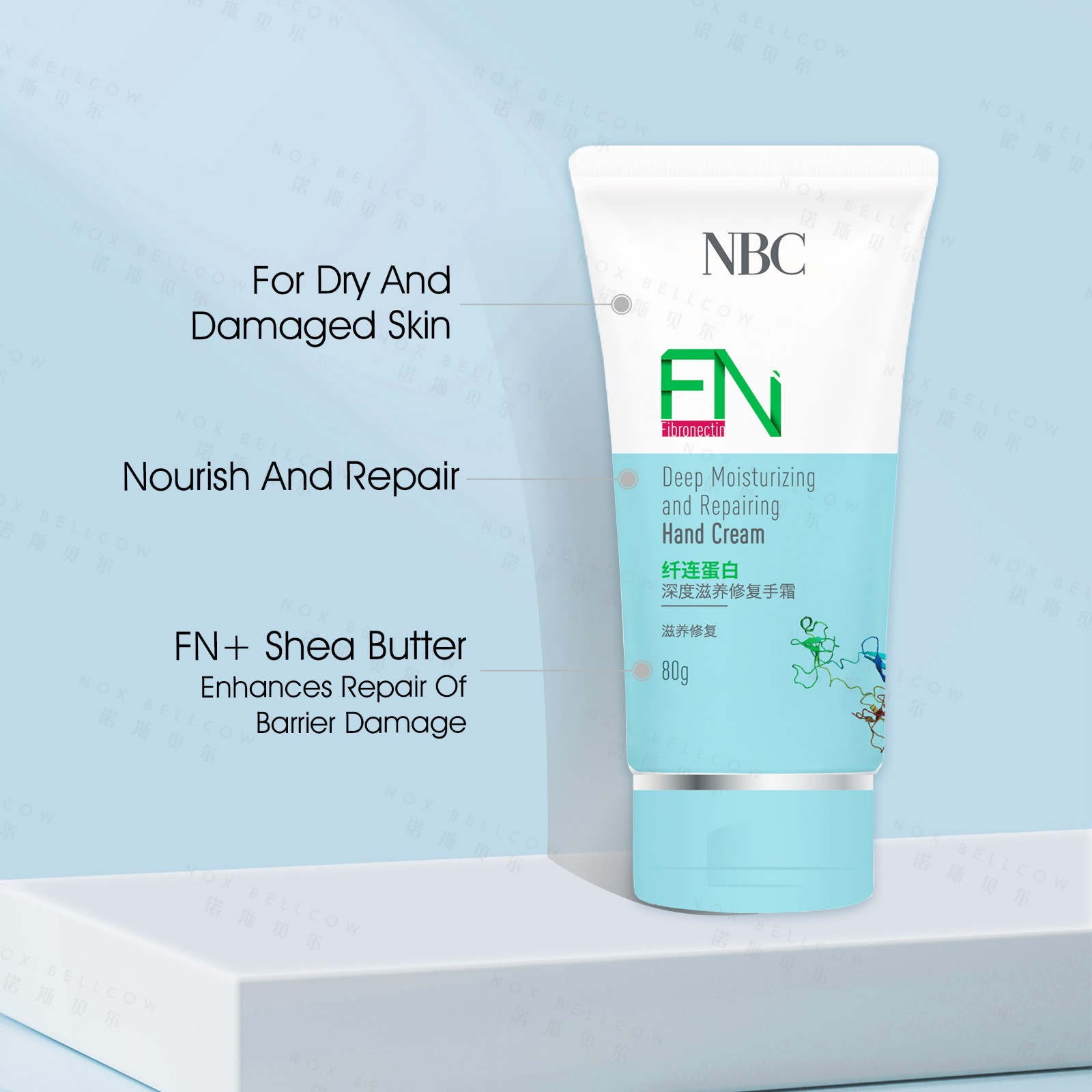 product-FN Fibronectin Deep Moisturizing and Repairing Hand Cream-NOX BELLCOW-img