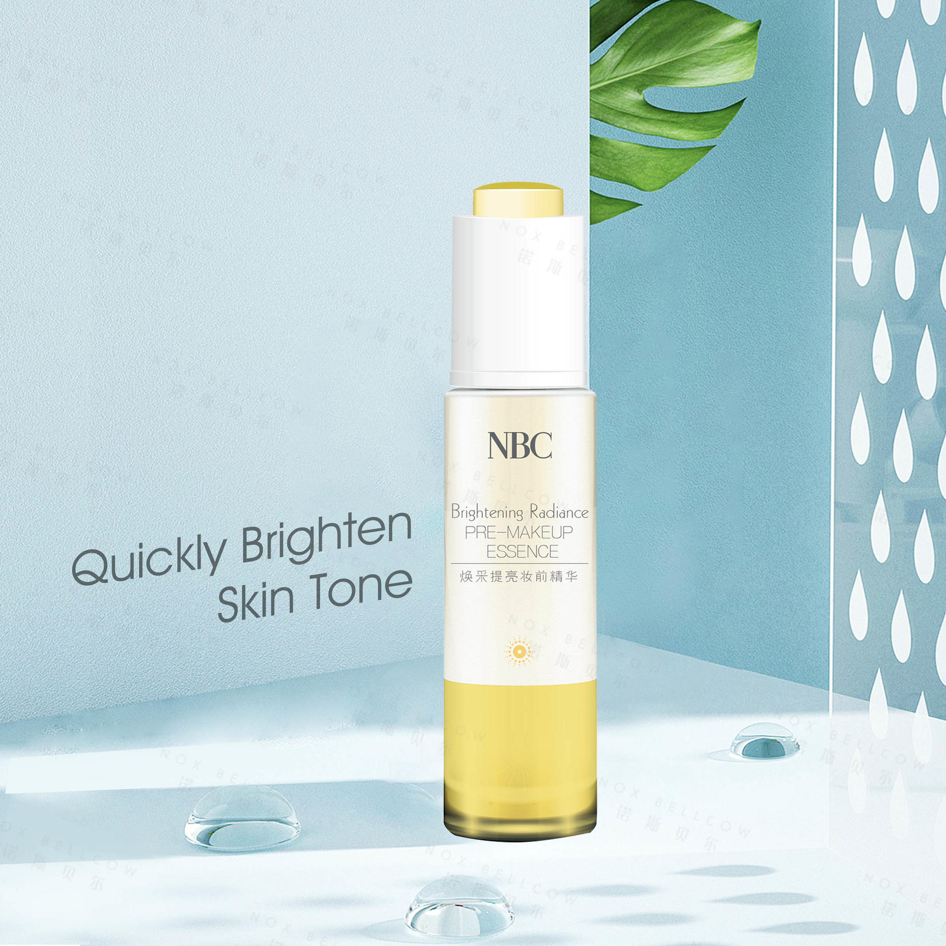 Brightening Radiance Pre-Makeup Essence