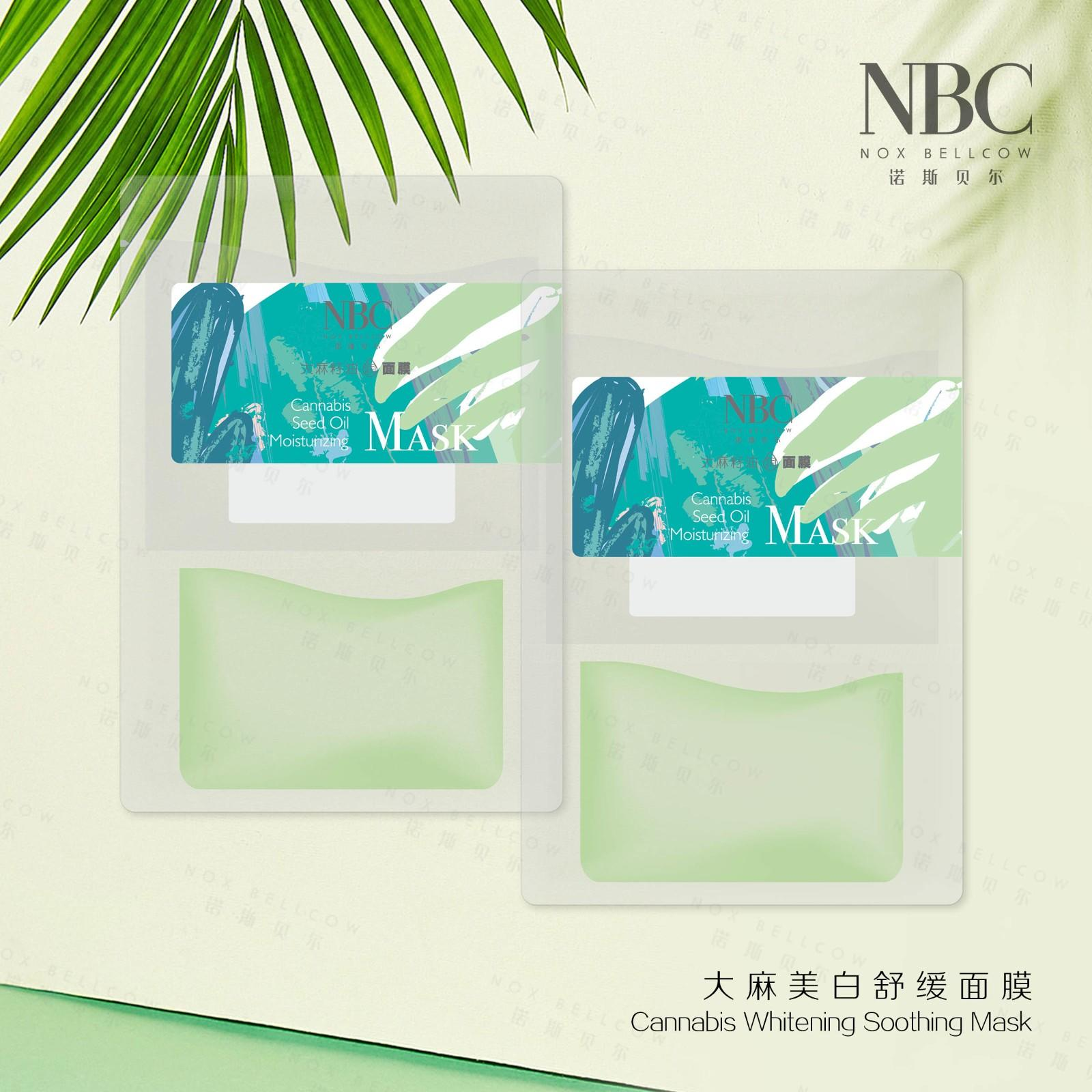 Facial Mask Manufacturer- Customized Skin Care Products- Wet Wipes-NOX BELLCOW-img
