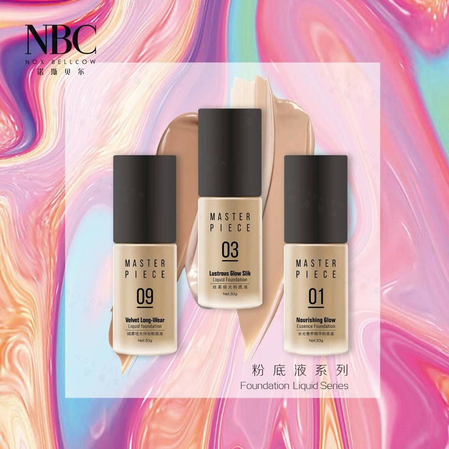 Foundation liquid series