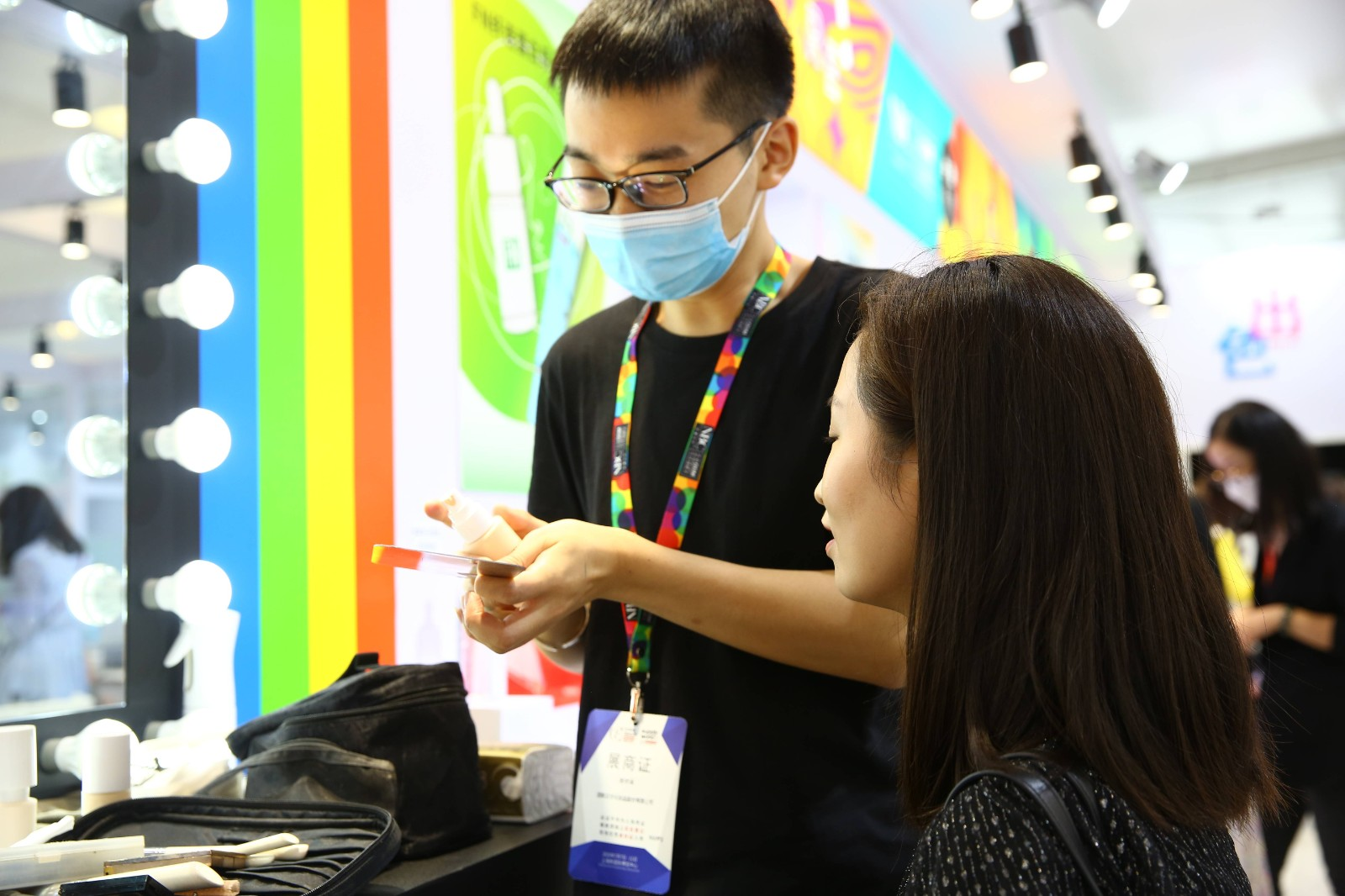 news-Pure Beauty | NBC at the China Beauty Expo 2020 with Seven New Product Series-NOX BELLCOW-img-3