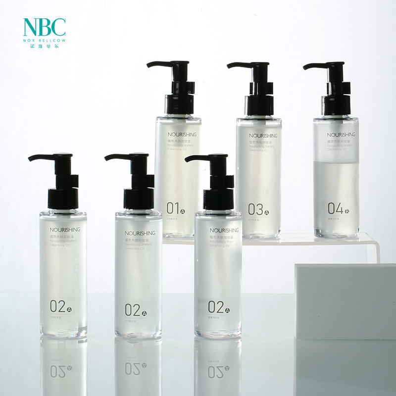 Plant Extract Nourishing Cleansing Oil Series