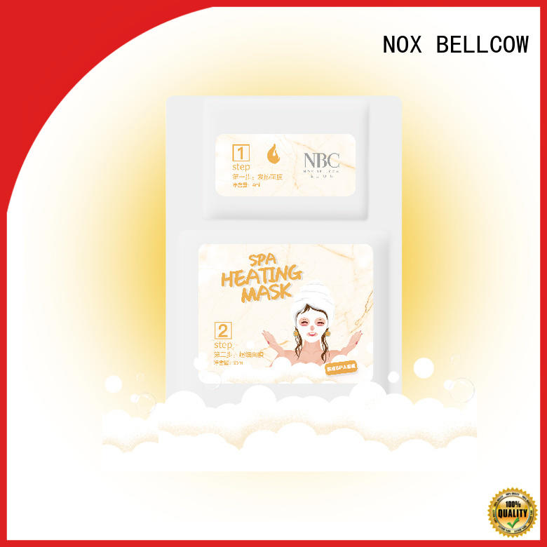 NOX BELLCOW tightening best hydrating face mask series for home