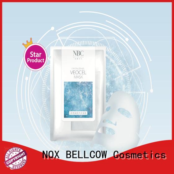 NOX BELLCOW revitalizing facial face mask factory for man