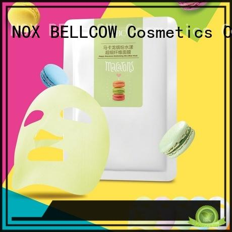 pocket facial face mask camellia factory for beauty salon