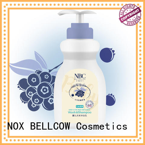 NOX BELLCOW Latest baby skin care products for business for baby