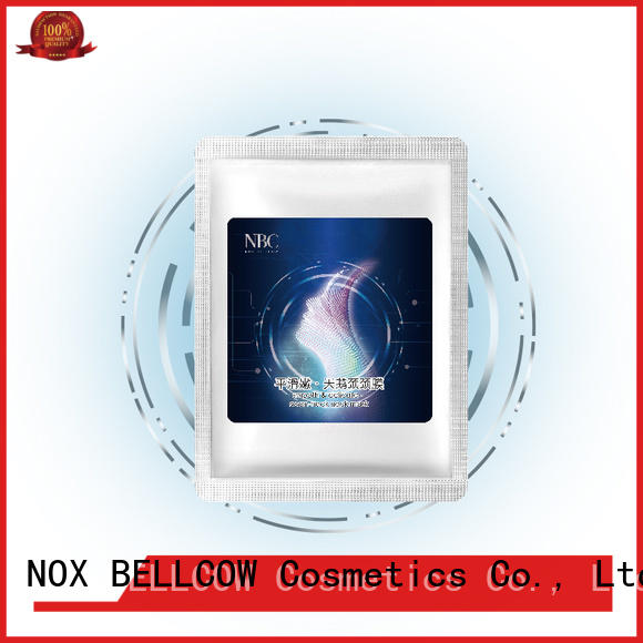 NOX BELLCOW nourishing facial mask oem wholesale for beauty salon