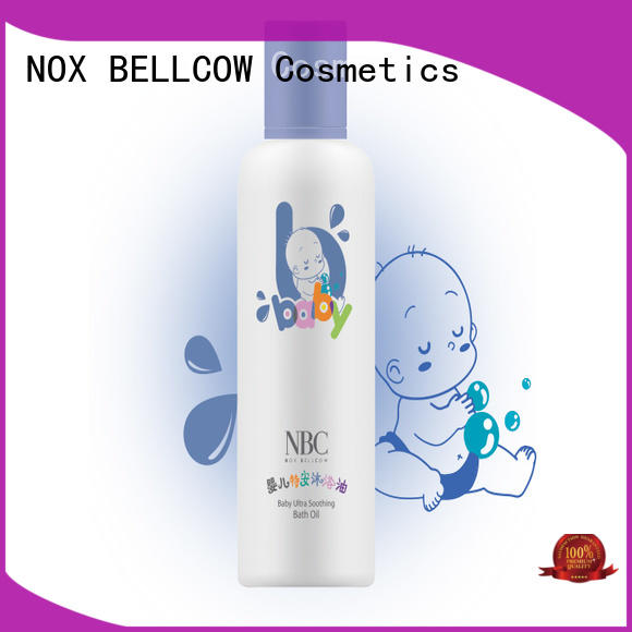 NOX BELLCOW High-quality baby skin care Suppliers