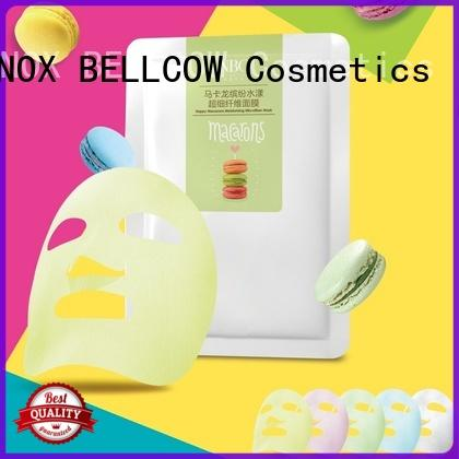 NOX BELLCOW charcoal facial mask oem manufacturer for women