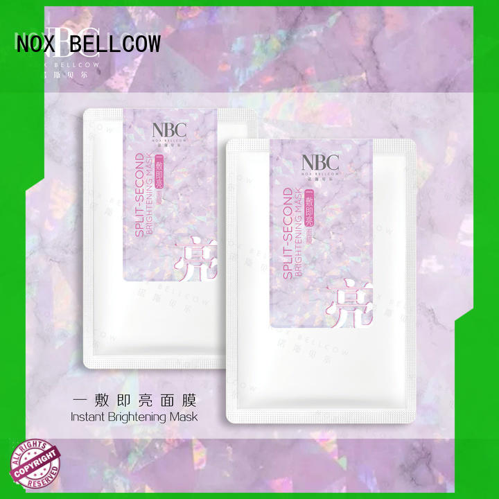 NOX BELLCOW Skin care wipes for business for ladies