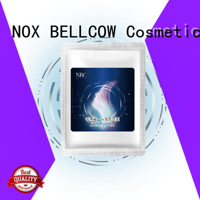 NOX BELLCOW dissolvable best hydrating face mask supplier for women