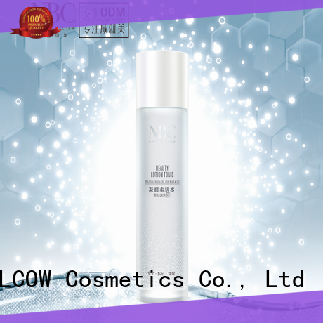 moisturizing customized skin care products fermentwhite manufacturer for man