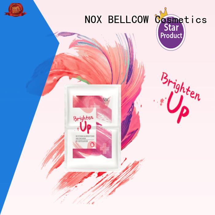 NOX BELLCOW premium natural face masks series for beauty salon