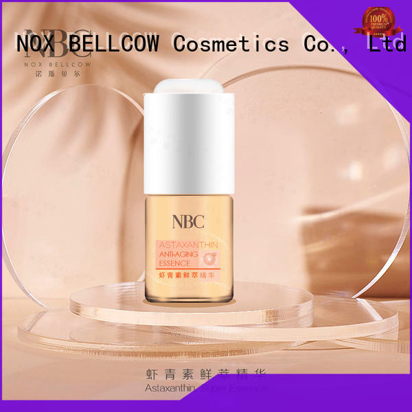NOX BELLCOW fragrance professional facial products treatment for beauty salon