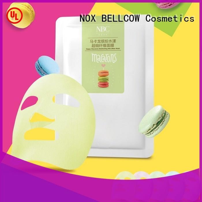 NOX BELLCOW moist korean face mask wholesale for beauty salon