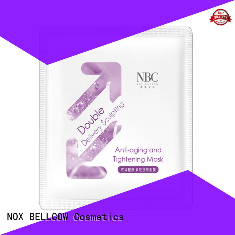 NOX BELLCOW dissolvable beauty mask manufacturer for beauty salon